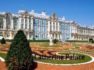 Russia Catherine Palace